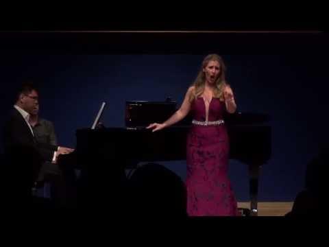 Schubert: Auflösung, D.807 Nikoleta Rallis • Aza Sydykov at Opera America