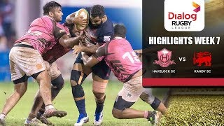Match Highlights - Havelock SC vs Kandy SC DRL #26