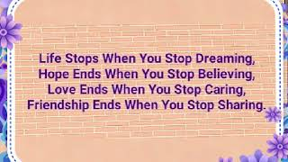 R.T. Motivational Messages (Background Music- Bliss)