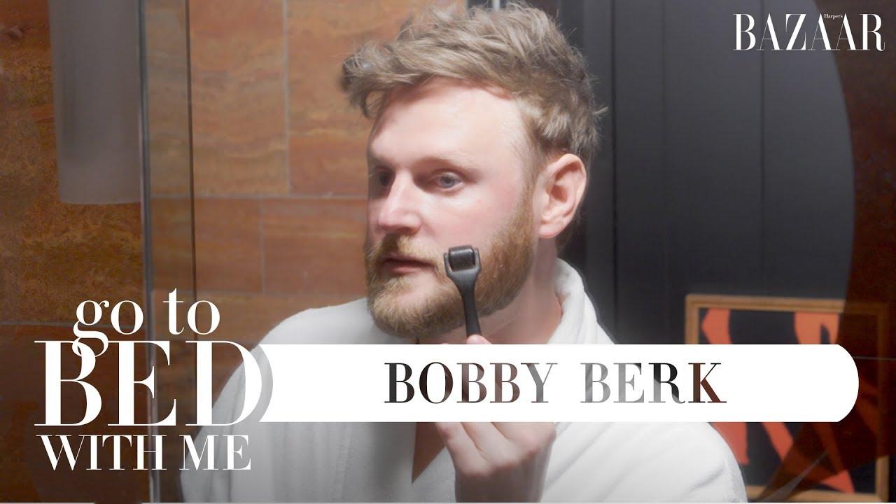 Queer Eye's Bobby Berk's Skincare Secret to Fighting Redness | Go To Bed With Me | Harper's BAZAAR