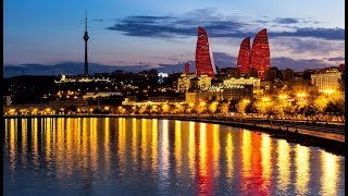 Baku Vlogs #1. Azerbaijan. Formula 1 Baku.