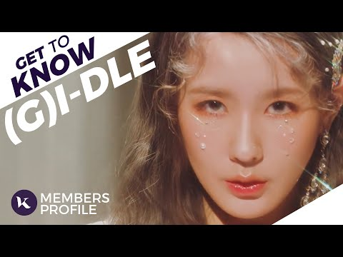 (G)I-DLE ((여자)아이들) Members Profile & Facts (Birth Names, Dates, Positions etc..) [Get To Know K-Pop]