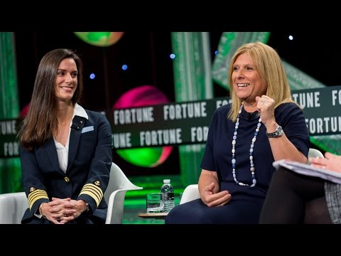 How Celebrity Cruises Finally Got Its First Woman Captain | Fortune