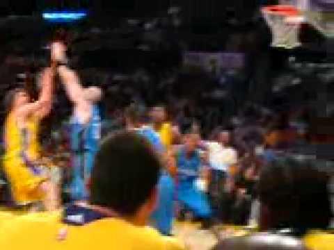 Dave Goodrich Lakers Orlando