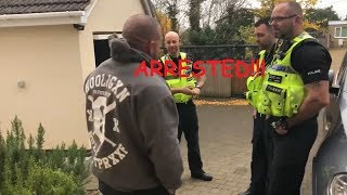 Aarron Lambo - Northamptonshire Police arrest Aarron Lambo over false allegations yet again !