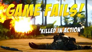 Killed in Action! (Game Fails #57)