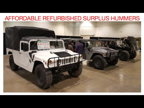survival/prepper HUMMER's by Plan B Supply