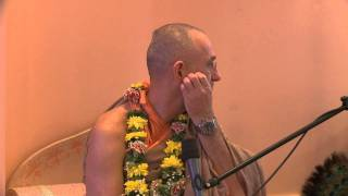 2011.07.19. SB2.9.21 HH Bhakti Vidya Purna Swami - Riga, Latvia
