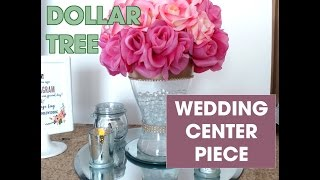 D.I.Y.  Ikea and Dollar Tree Wedding Centerpiece - $11