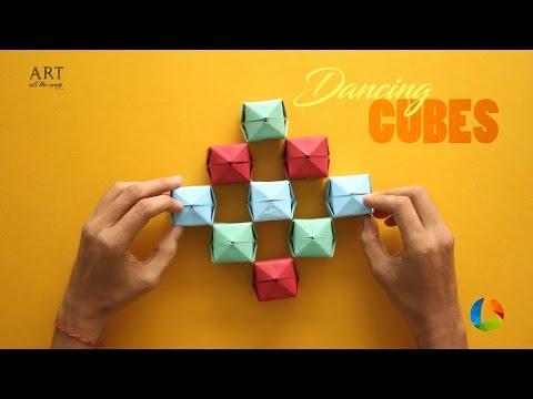 DIY : Dancing Cubes