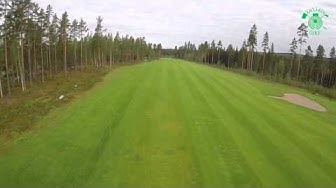 Ähtärin Golf - Väylä 10