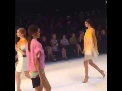 Fashion Week - MBFF Sydney October 2014