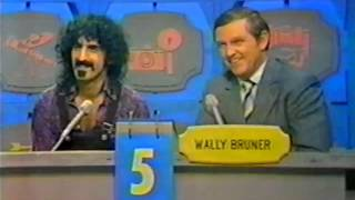 Frank Zappa - What's My Line, TV Appearance 1971