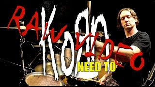 KORN - Need To - RAW VIDEO