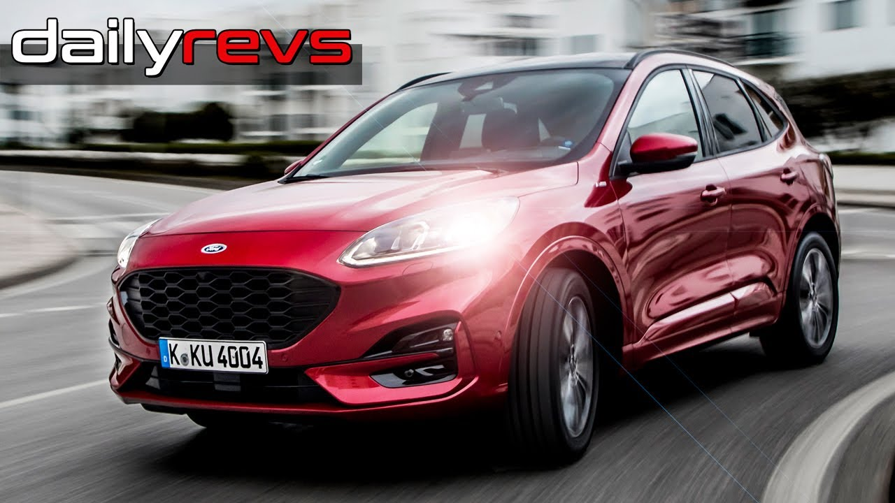 2020 Ford Kuga | A Seamless Blend of Petrol and Electric ...