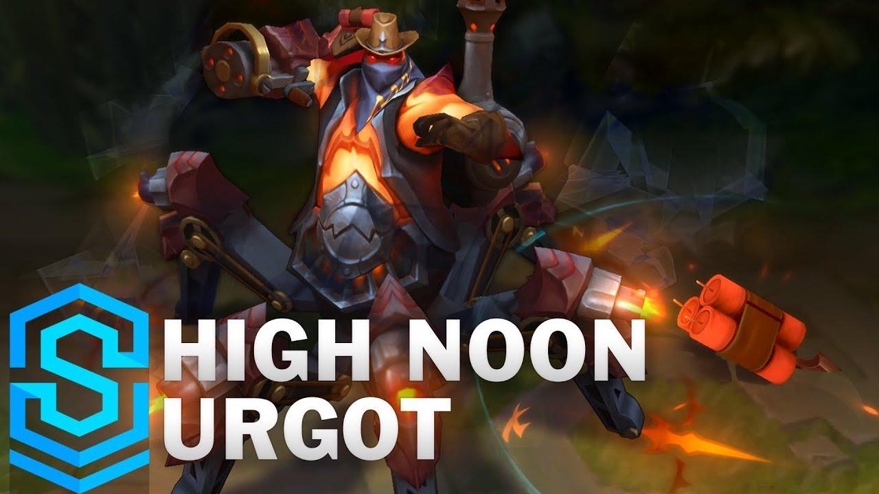 high noon urgot