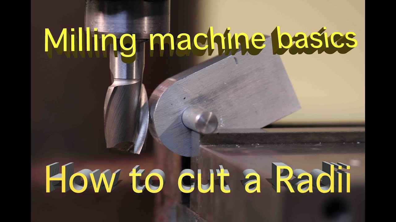 How to cut a Radius