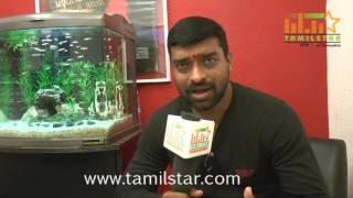 Sreenivas At Kanna Pinna Movie Team Interview