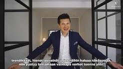 43m2 2H+K Messeniuksenkatu, Taka-Töölö. Myydyt asunnot Helsinki