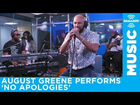 August Greene (Common, Robert Glasper, Karriem Riggins) perform 'No Apologies' on Heart & Soul