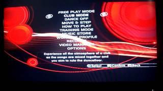 Dance Dance Revolution PlayStation 3