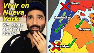 Vivir en Nueva York: Vecindario, zonas, precios y alquiler