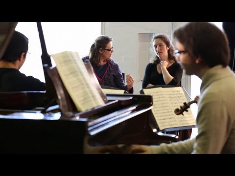 A classical masterclass with the Gould Piano Trio