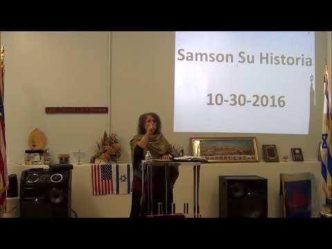 SAMSON SU HISTORIA