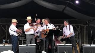 "Earls of Leicester with Jerry Douglas ""Steamboat Whistle Blues"" Live at Jazz Fest"
