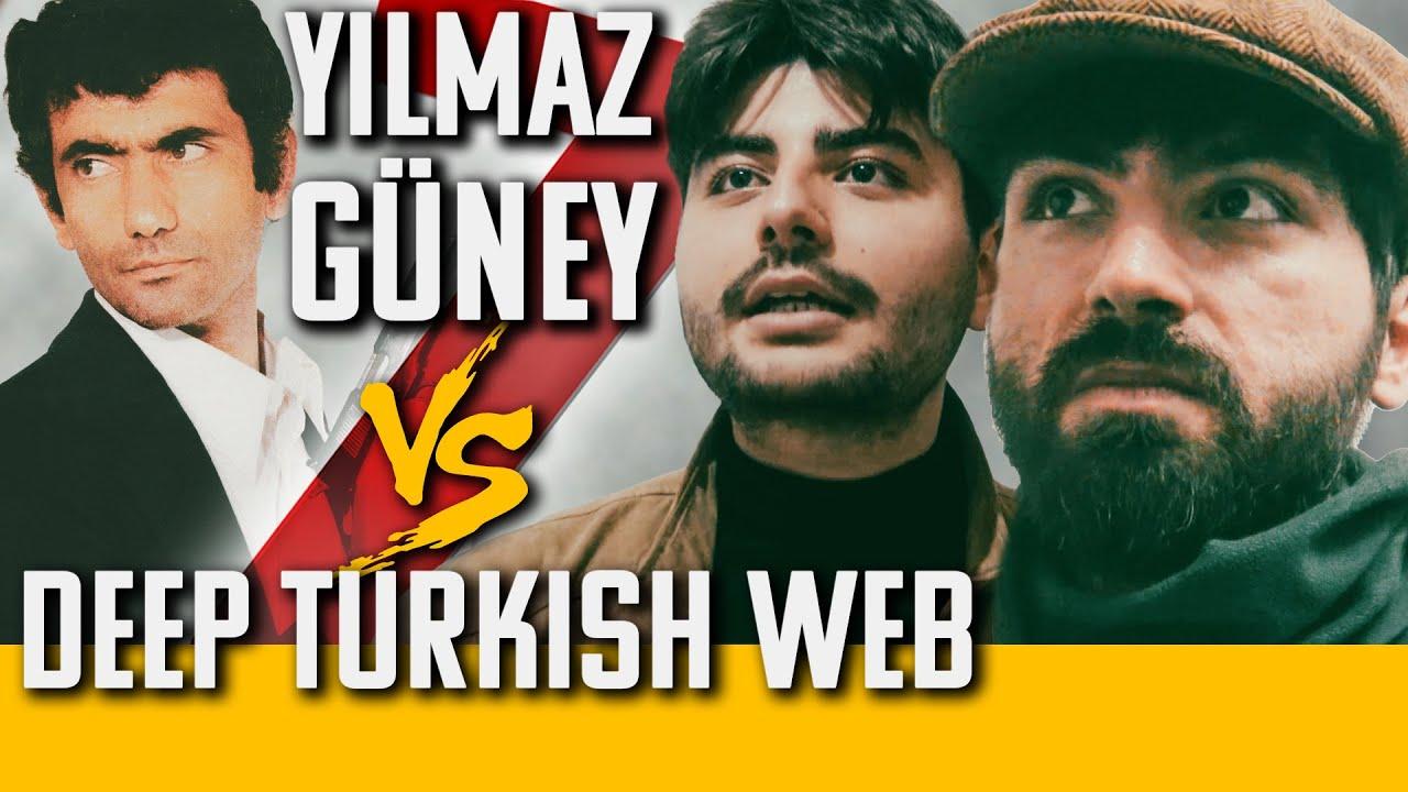 Download Yılmaz Güney vs Deep Turkish Web - Olmaz Öyle Saçma Şey Z - İlker Canikligil - S04B27