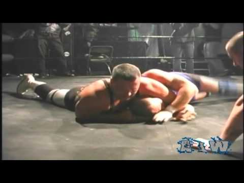 JT Lightning VS. Lou Marconi - Absolute Intense Wrestling [Free Full Match]