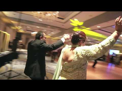 Sanaa + Arjun - Full Film - Henry Hotel - Dearborn Michigan January 2018 DJ Naveen MC Josh