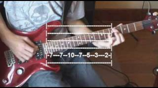 Guitar Lesson: Seven Nation Army- The White Stripes