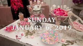 15th Annual Charleston Wedding Expo: January 6, 2019