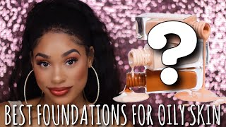 BEST FOUNDATIONS FOR OILY SKIN | HOLY GRAIL