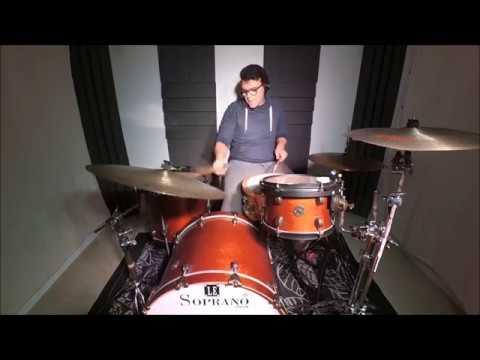 5/6 - Jason Mraz - Drum Cover