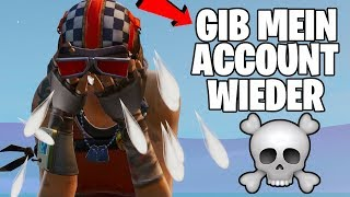🔴😭 of the HACKER of my 2000€ RENEGADE RAIDER account gives me LAST CHANCE... ( Fortnite Live )