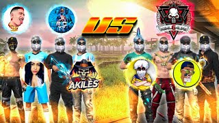 RE4LG4LIFE VS TEAM 320 4vs4 RE PICANTE 🇲🇽