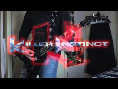 Killer Instinct - The Instinct - Guitar Cover