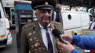 Последние ветераны Великой Отечественной. 9 мая 2016