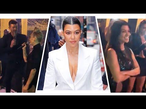 Inside Kourtney Kardashian's 40th Birthday Bash Mp3