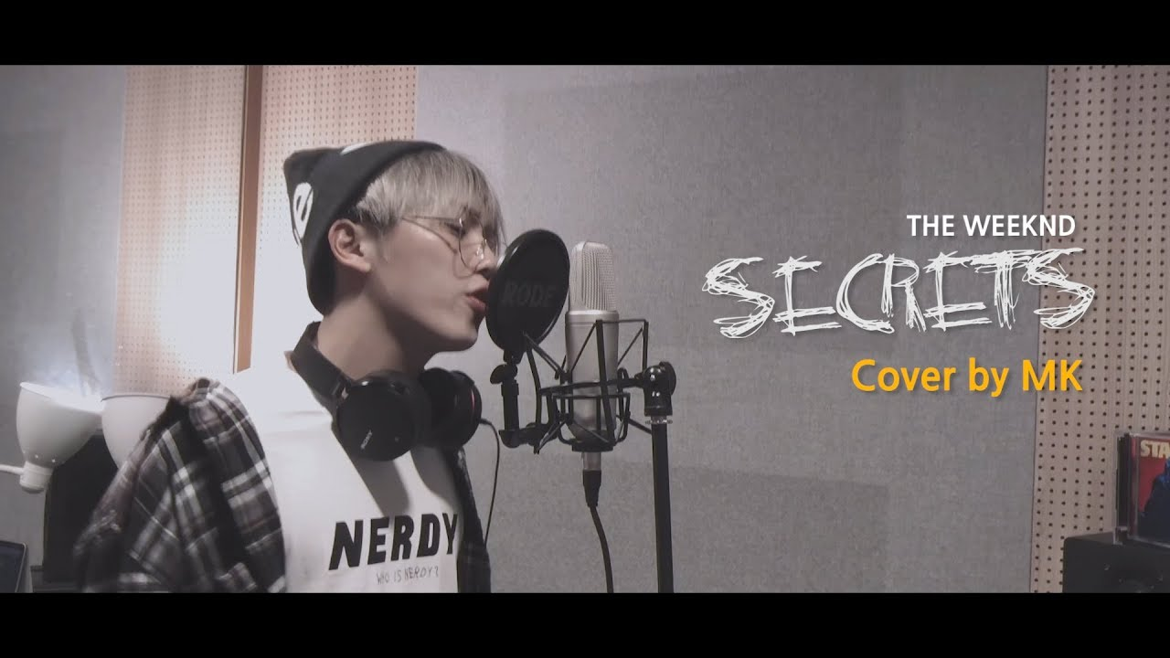 Image result for [ON FILM] The Weeknd - Secrets (Cover by MK)