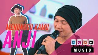 ANJI - MENUNGGU KAMU ( MOP MUSIC )