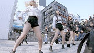 플라워샤워 | 현아 - 댄스팀 아르망디 홍대 버스킹 c…