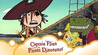 Captain Flinn: Enchanted Skull  S1 E14 | WikoKiko Kids TV