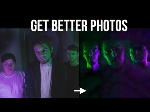 5 Tips to Get Better Band Photos