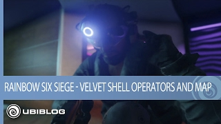 Rainbow Six Siege - Velvet Shell's New Spanish Operators and Map in Action