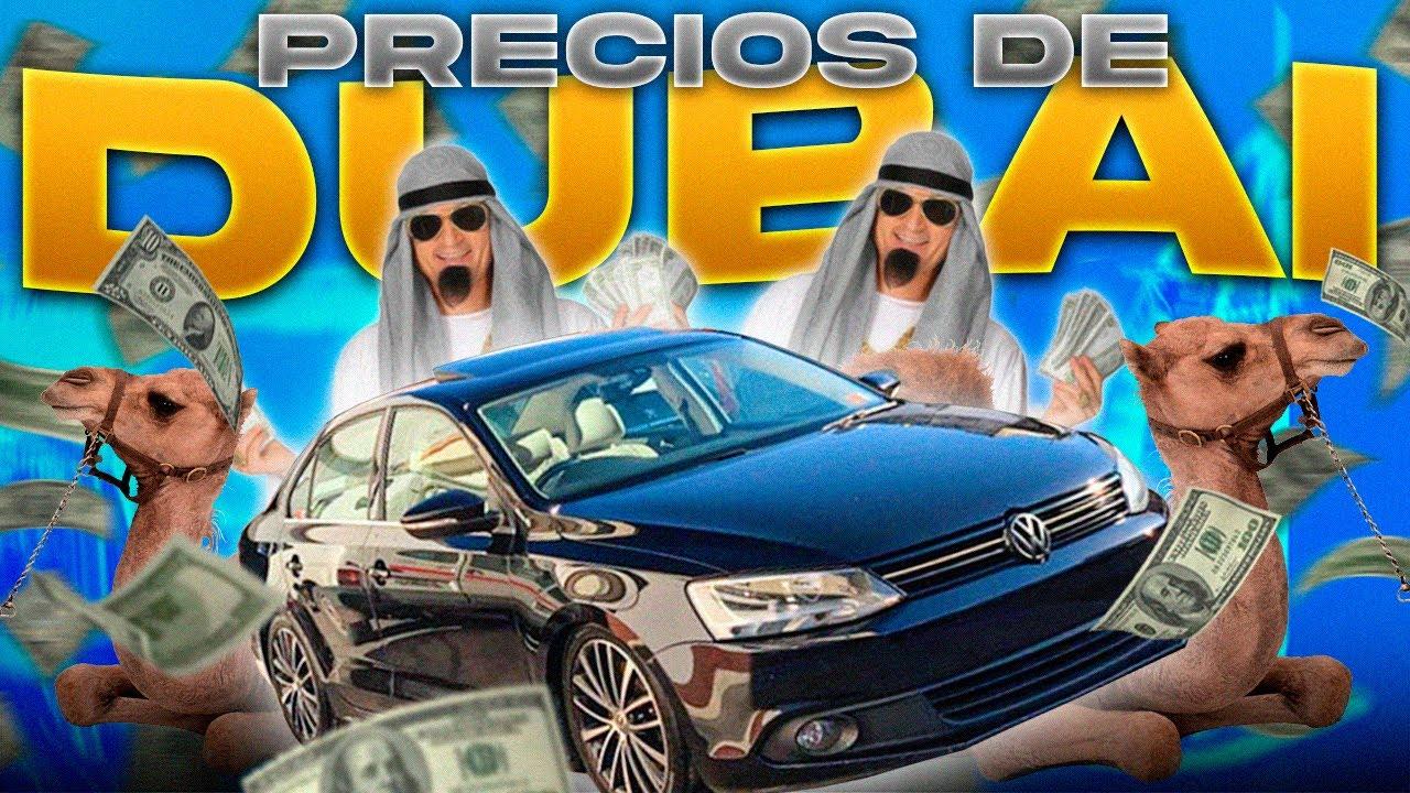 AUTOS CON PRECIO DE DUBAI #2 (CARIIIIISIMOS!!)