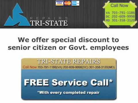Appliances Repair Service In VA, MD, DC By Tri-State Repairs