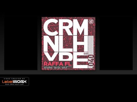 Raffa FL Feat Mr.V - How We Do (Raffa FL Re Edit)